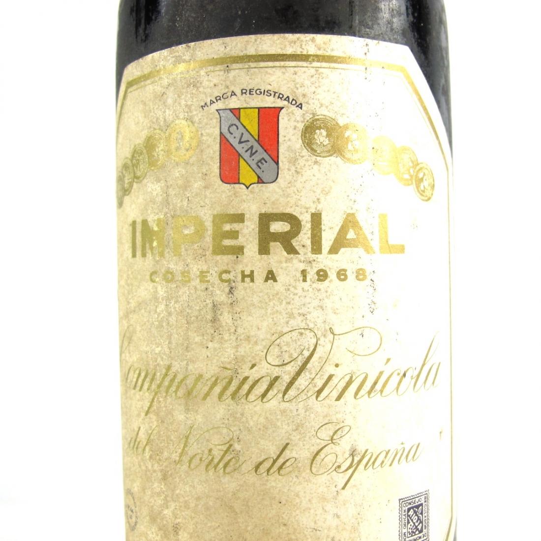 CVNE Imperial 1968 Rioja