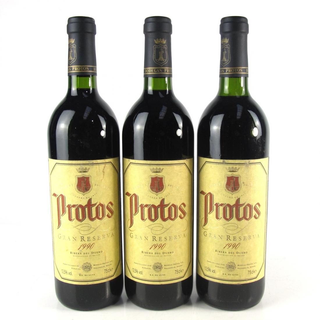 Protos 1990 Ribera Del Duero Gran Reserva 3x75cl