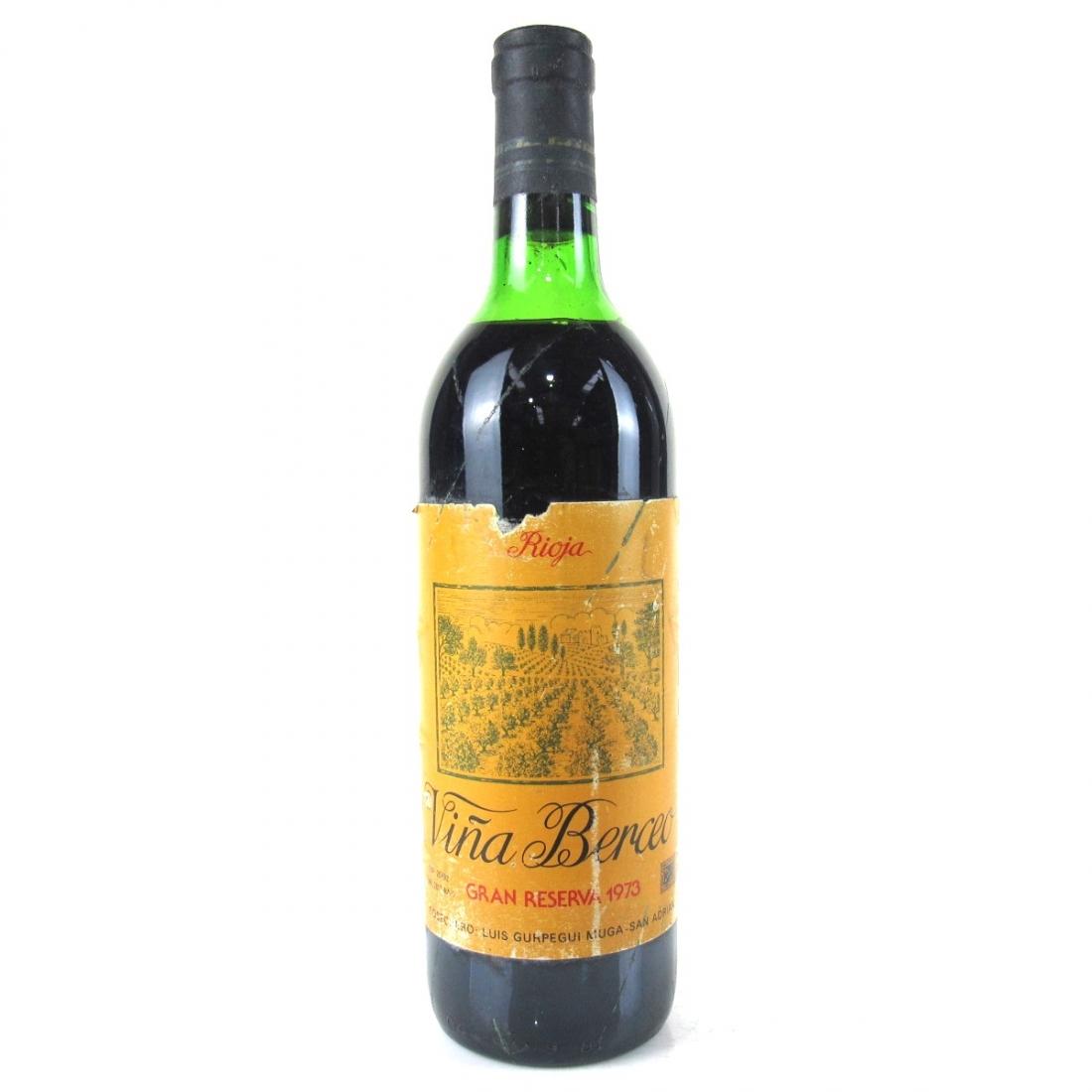 Viña Berceo 1973 Rioja Gran Reserva