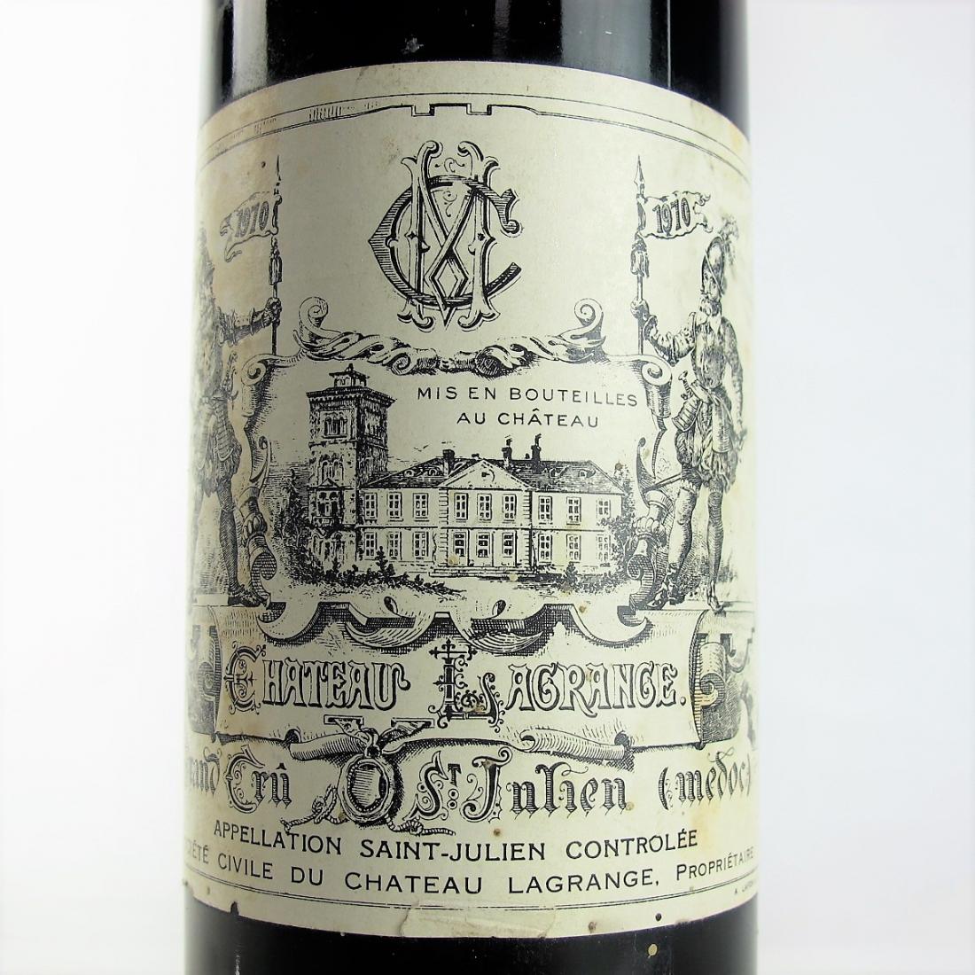 Ch. Lagrange 1970 Saint-Julien 3eme-Cru