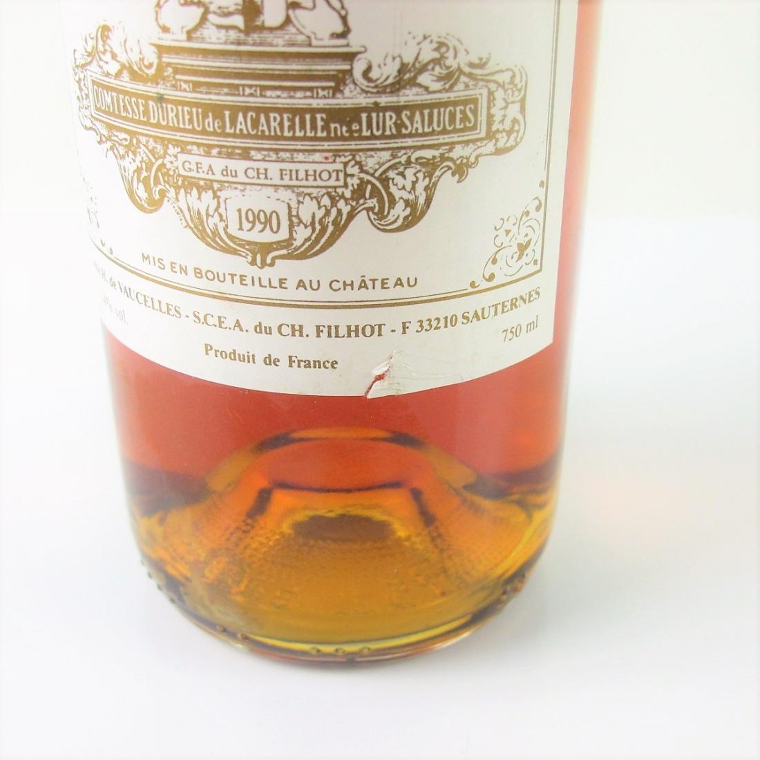 Ch. Filhot 1990 Sauternes 2eme-Cru