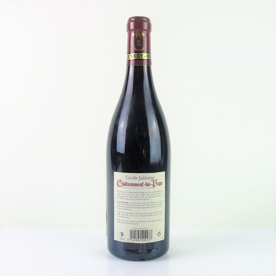 """L.Perdigal """"Cuvee Julienne"""" 2006 Chateauneuf-Du-Pape"""