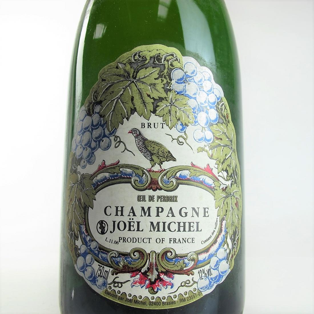Joel Michel Brut NV Champagne
