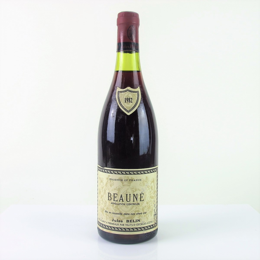 J.Belin 1982 Beaune