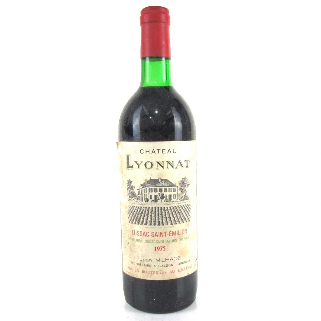 Ch. Lyonnat 1975 Lussac-Saint-Emilion