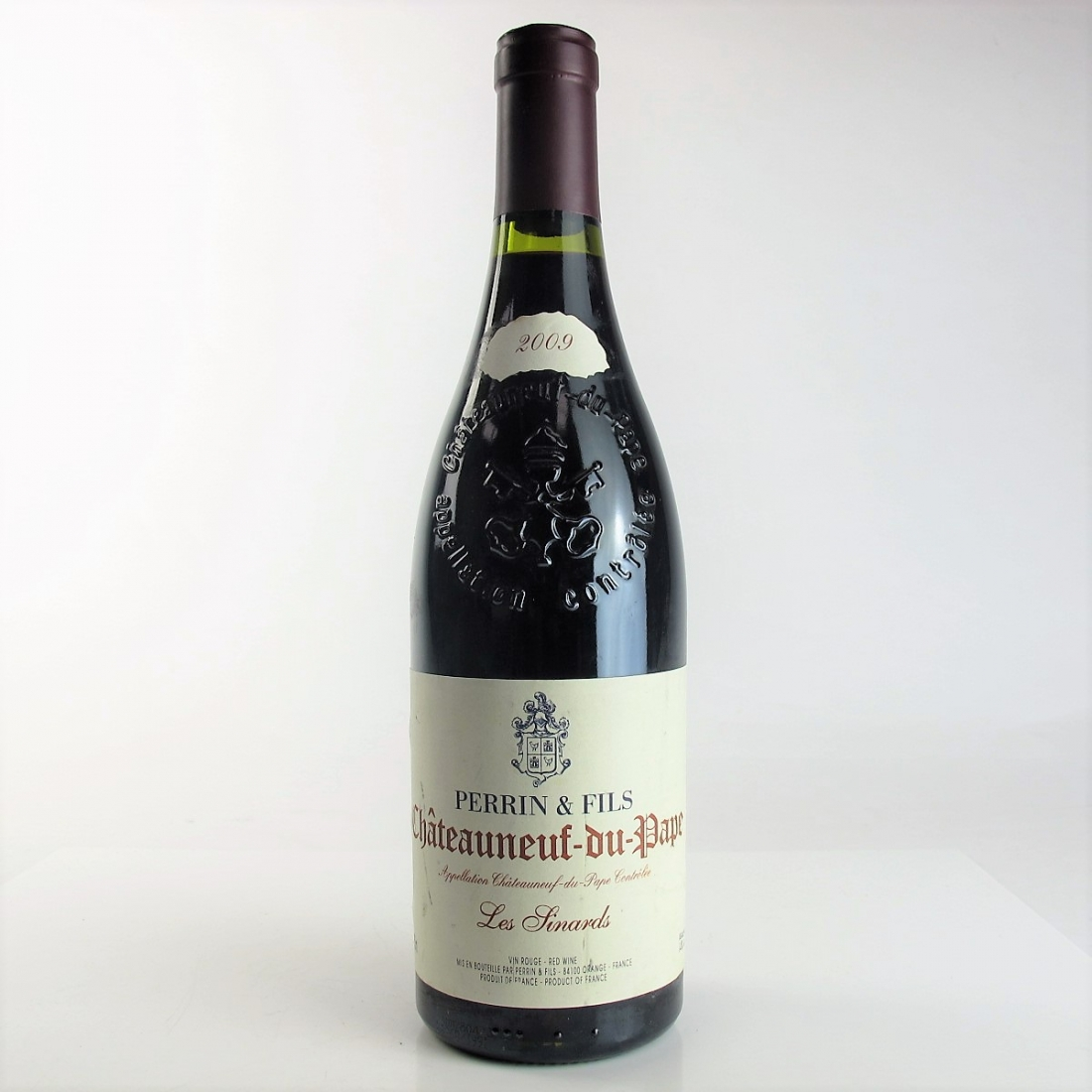 "Perrin ""Les Sinards"" 2009 Chateauneuf-Du-Pape"