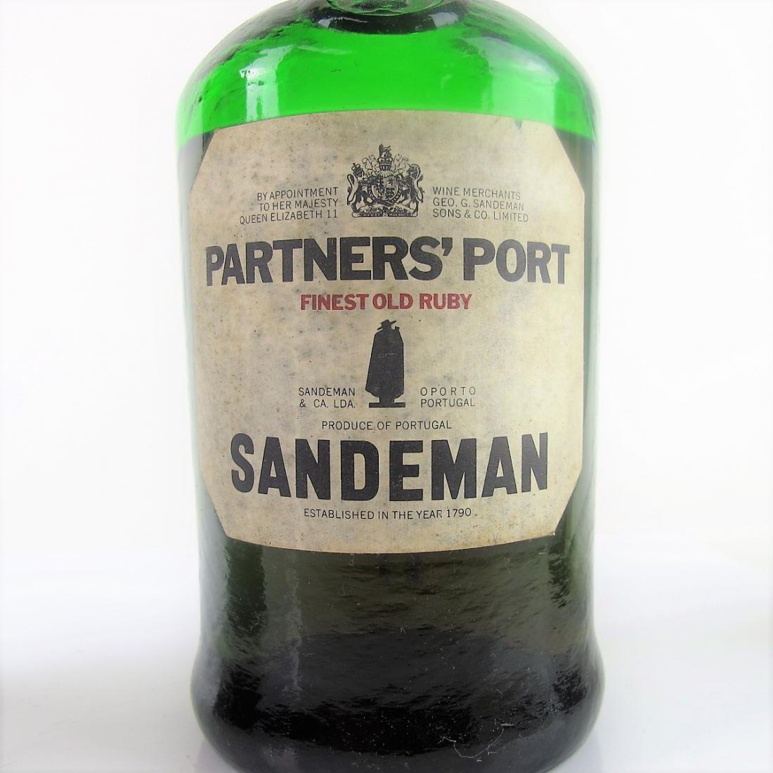 Sandeman Ports 3x75cl
