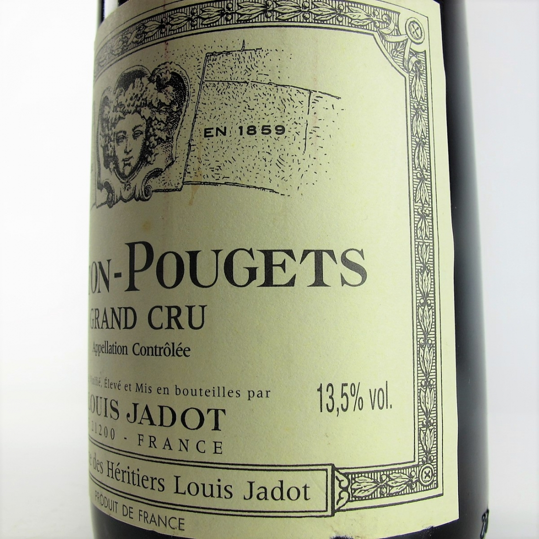 Louis Jadot 1998 Corton-Pougets Grand-Cru