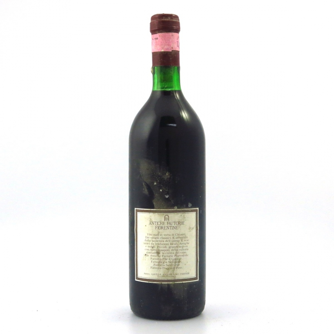 Salcetino 1987 Chianti Classico