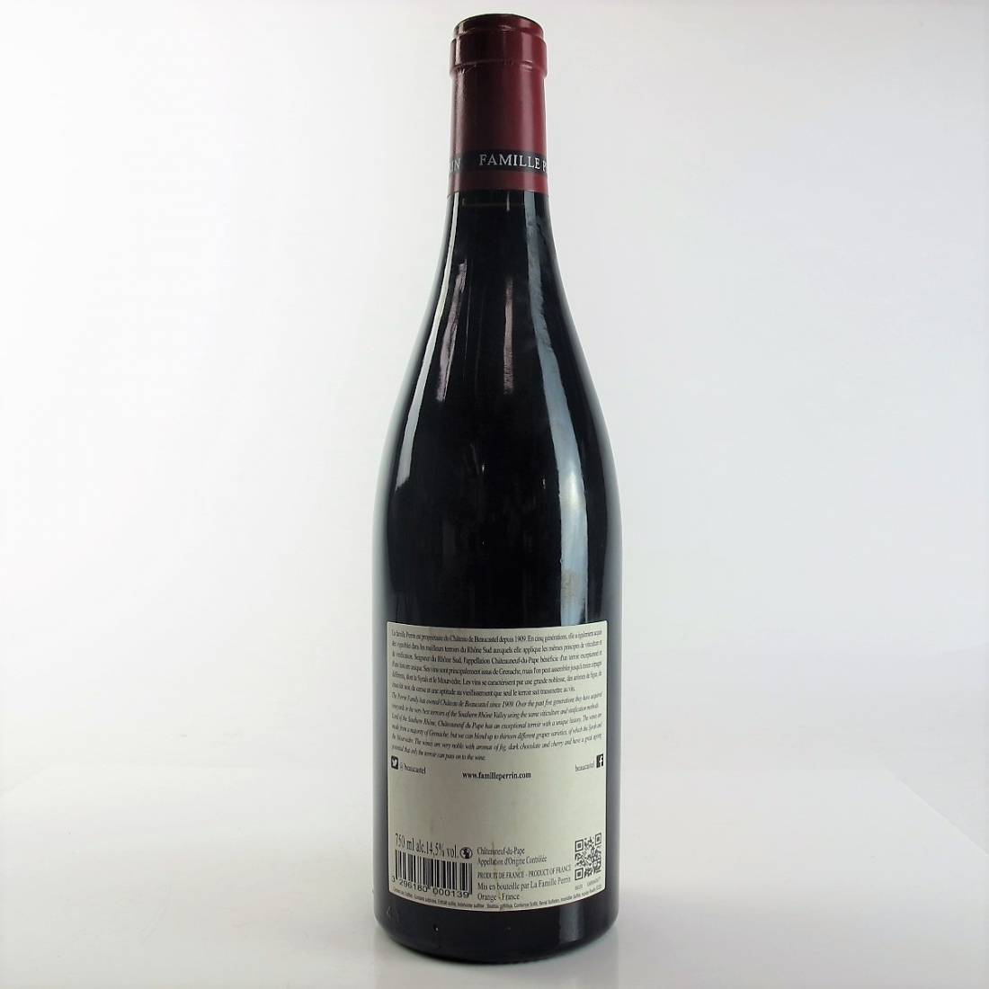 """Perrin """"Les Sinards"""" 2011 Chateauneuf-Du-Pape"""