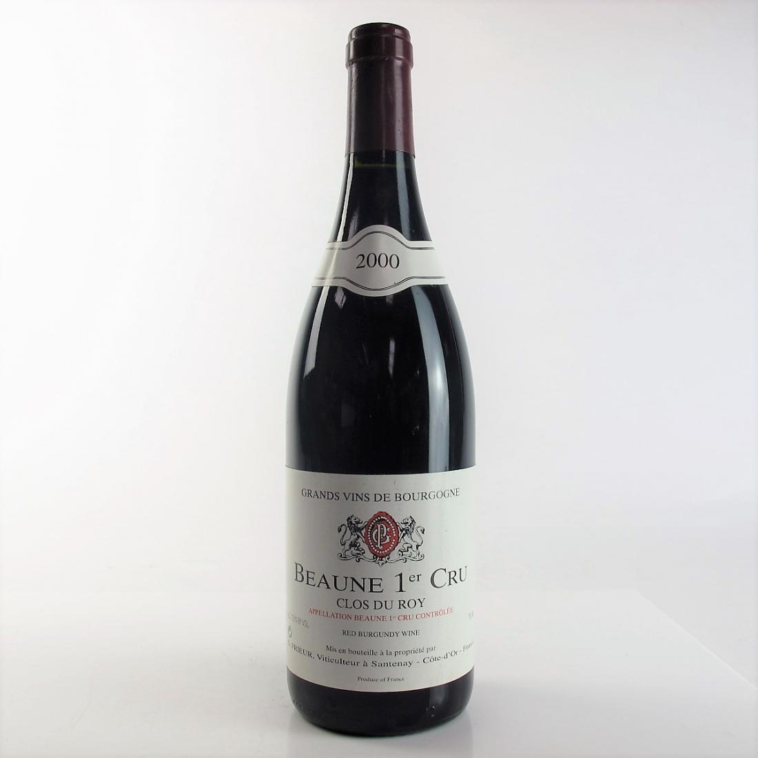 G.Prieur Clos Du Roy 2000 Côte-De-Beaune 1er-Cru