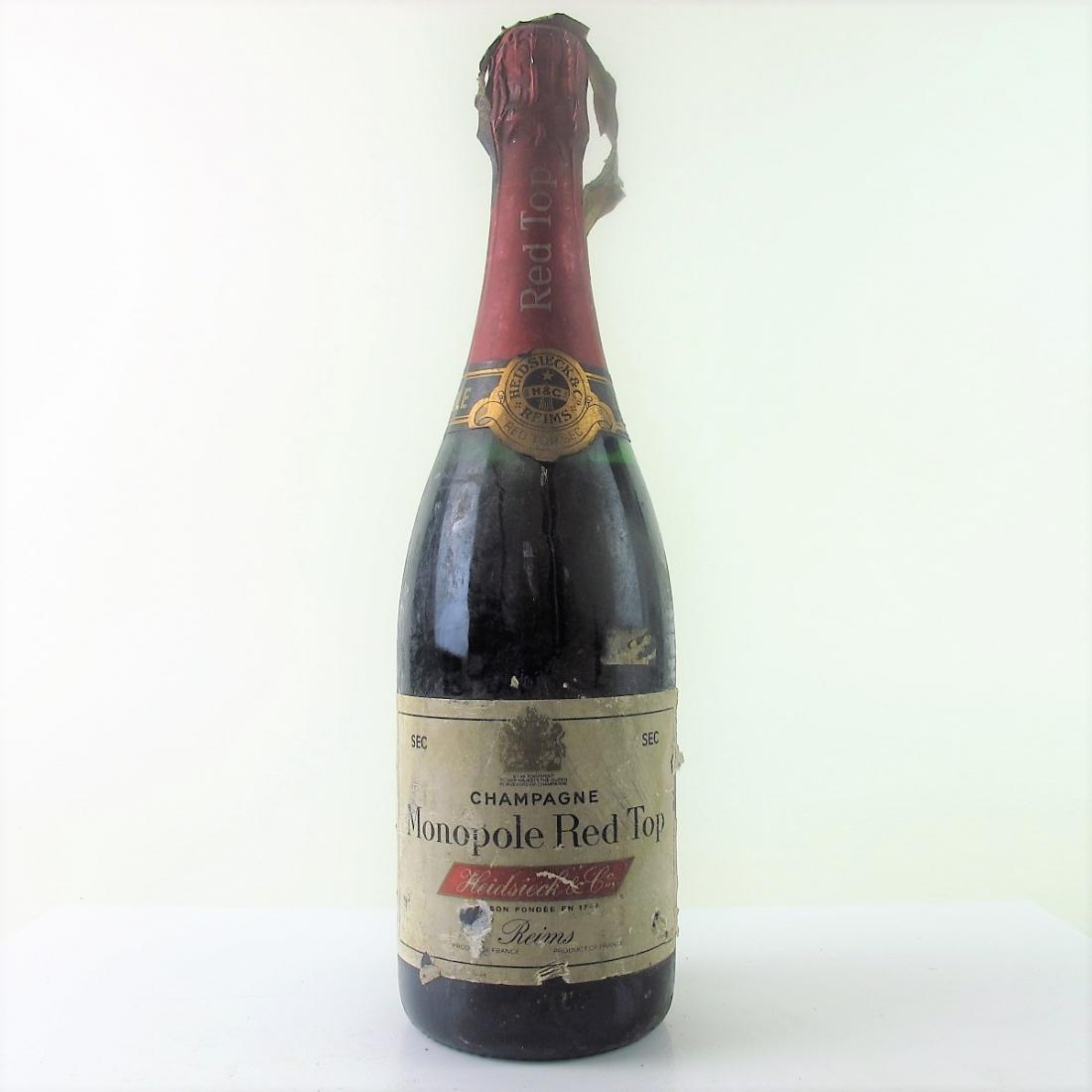 Heidsieck Monopole Red Top Sec NV Champagne