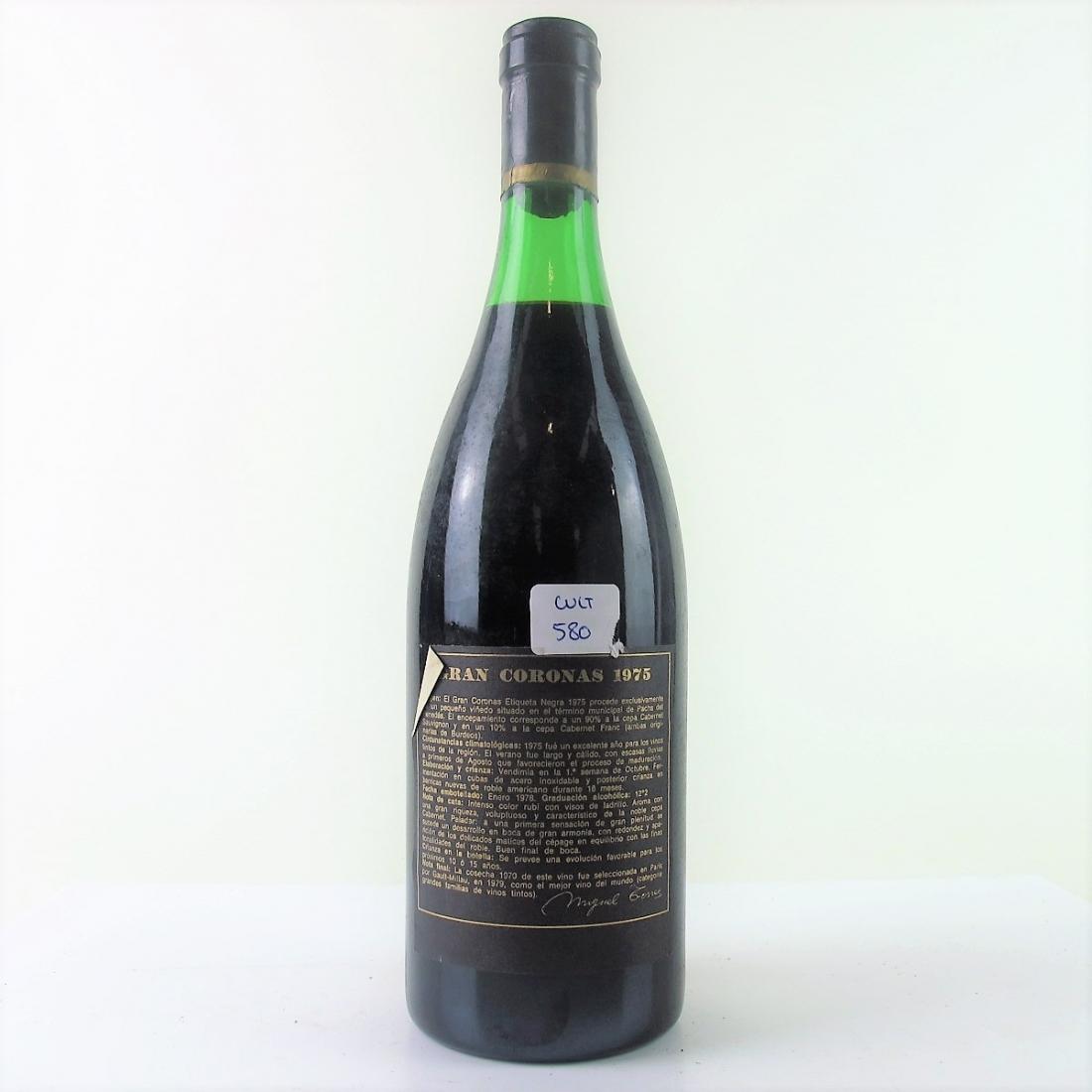 "Torres ""Gran Coronas"" 1975 Penedes Reserva"