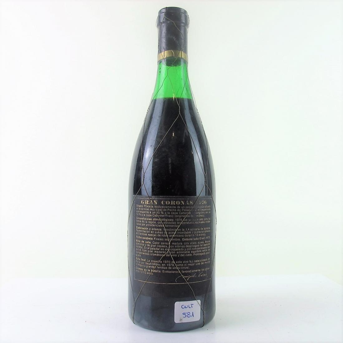 "Torres ""Gran Coronas"" 1976 Penedes Reserva"