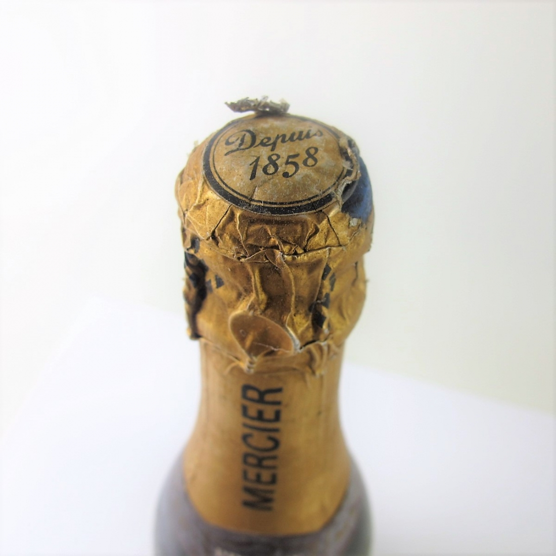 Mercier Private Brut Vintage 1966 Champagne