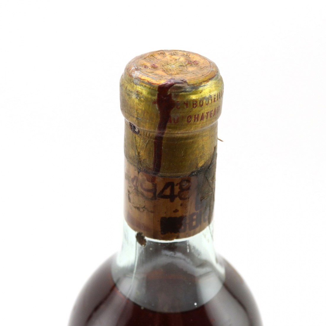 Ch. d'Yquem 1948 Sauternes 1er-Cru-Superior