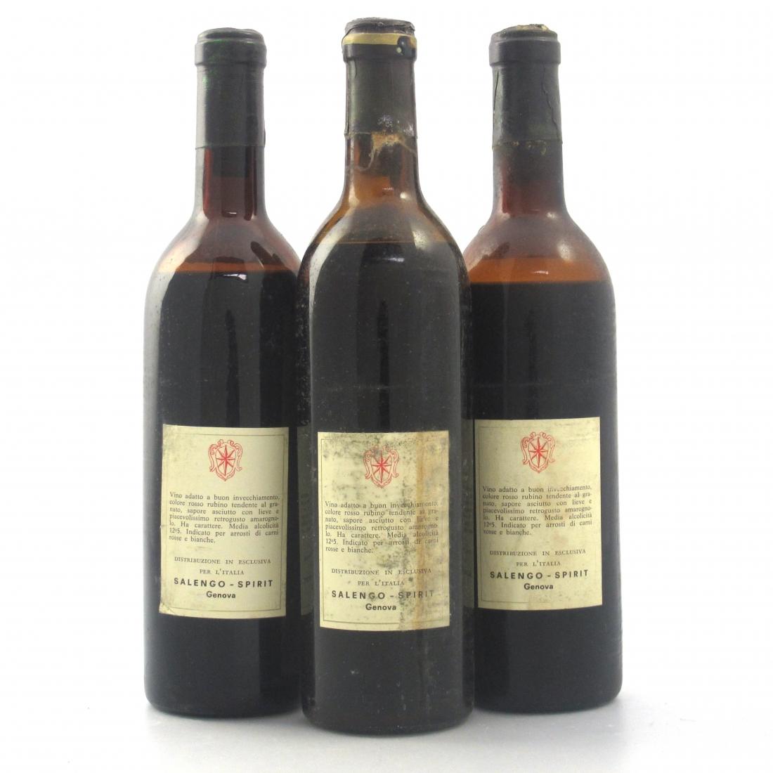Castello Di Varrazzano 1968 & 1969 Chianti Classico Riserva 3x72cl