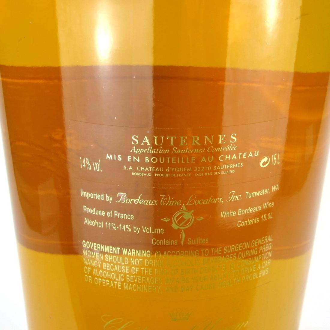 Ch. d'Yquem 2005 Sauternes 1er-Cru-Superior 15 Litre