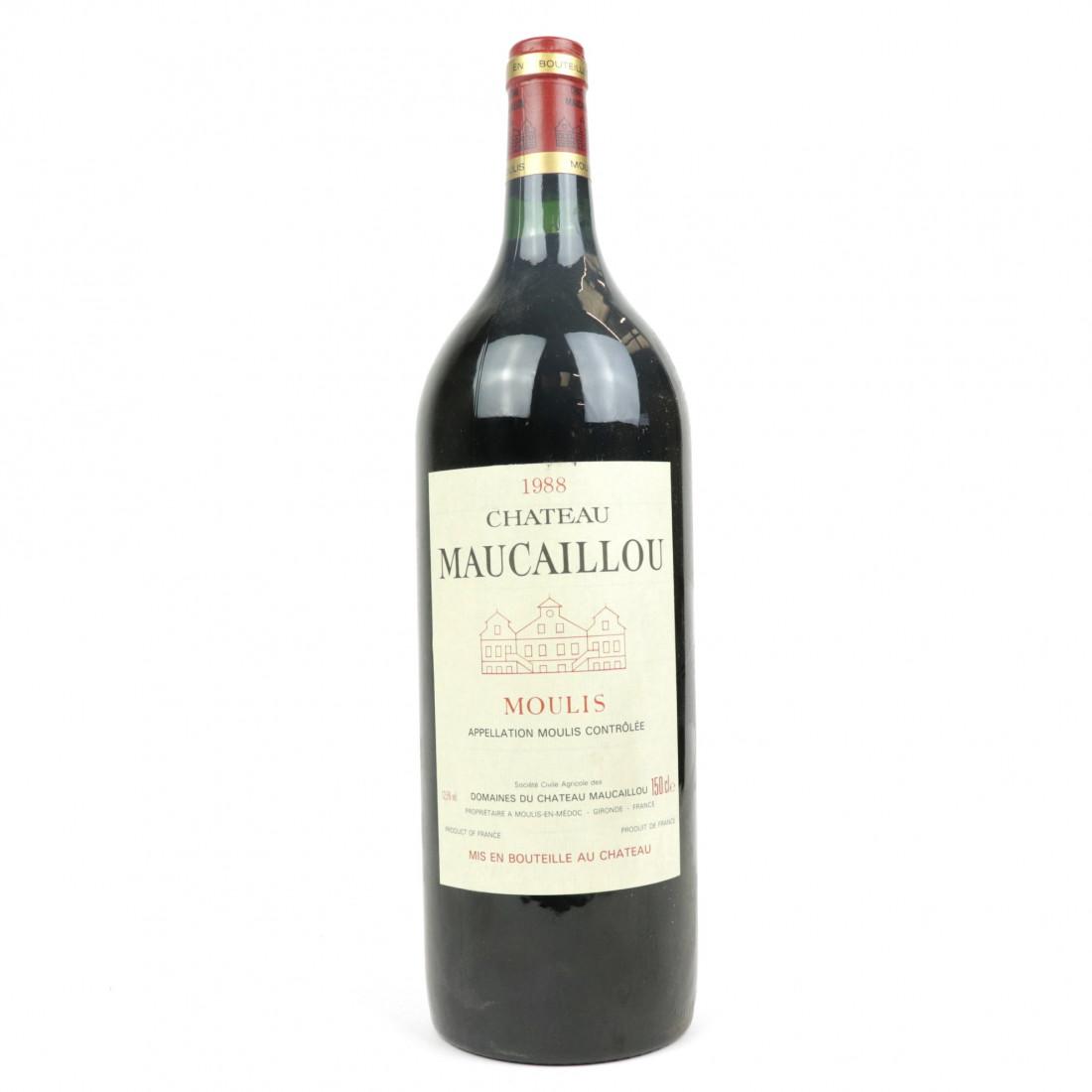 Ch. Maucaillou 1988 Moulis-En-Medoc 150cl