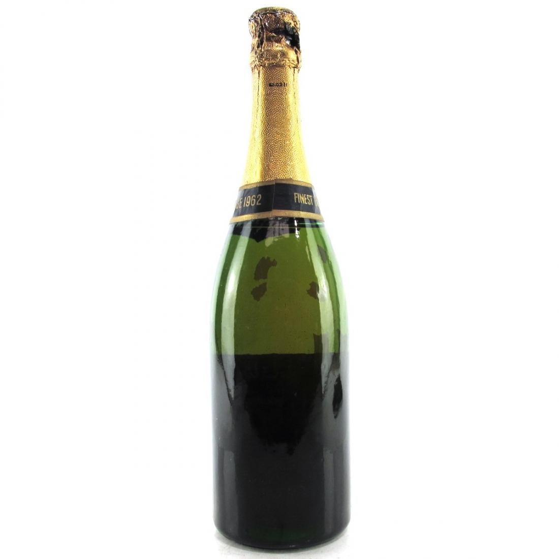 Charles Heidsieck 1962 Vintage Champagne