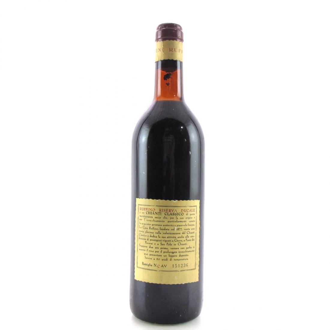 Ruffino 1975 Chianti Classico