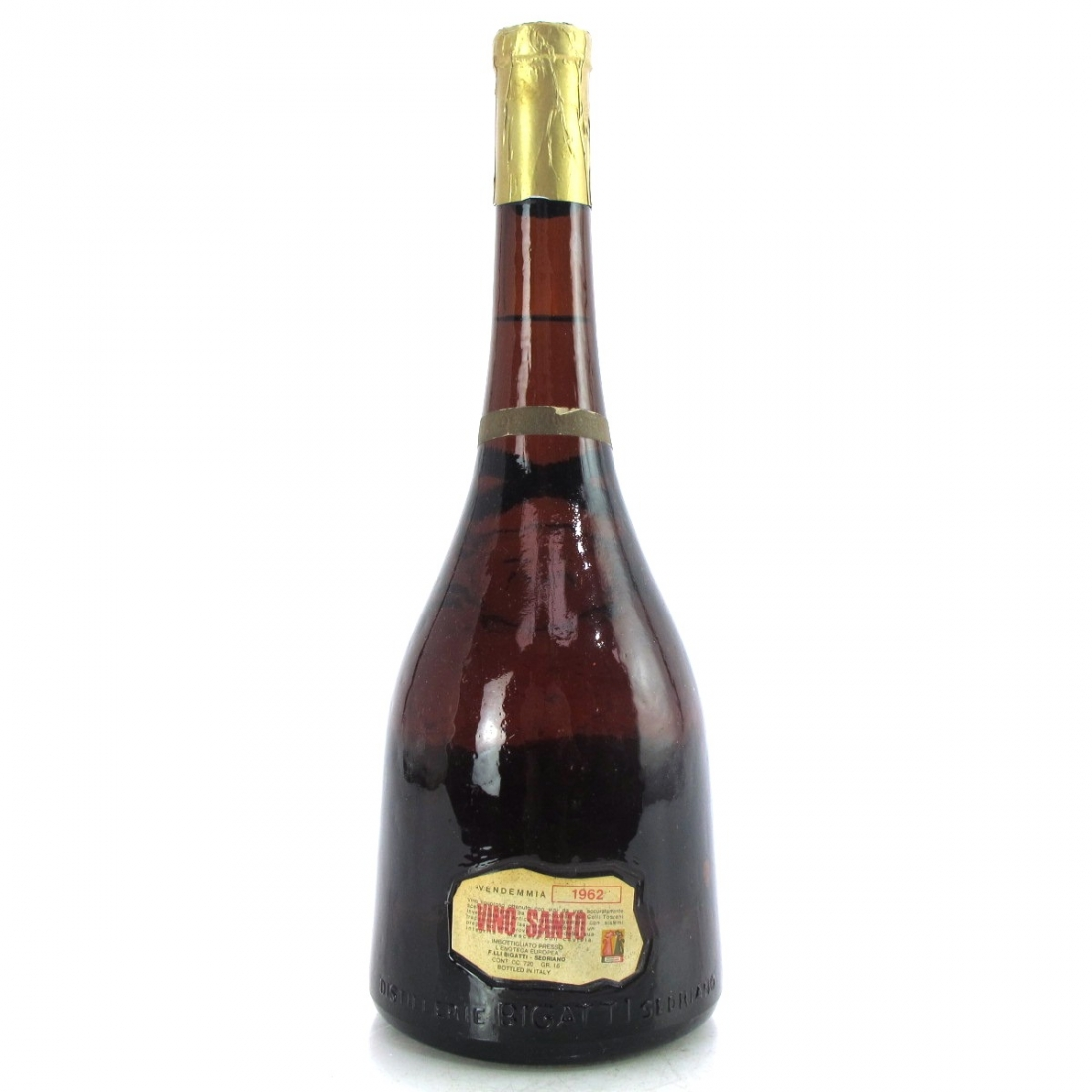 "Bigatti ""Badessa"" 1962 Vino Santo"