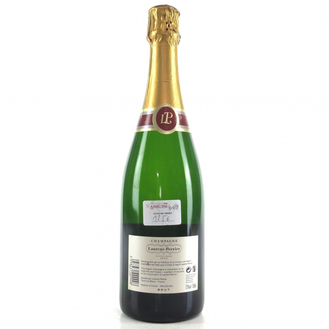 Laurent-Perrier Brut NV Champagne