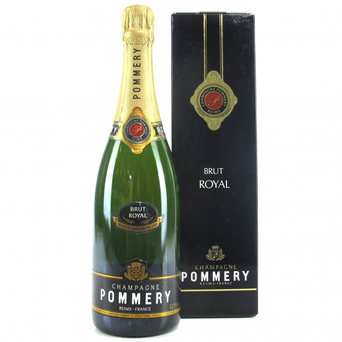 Pommery Brut Royal NV Champagne
