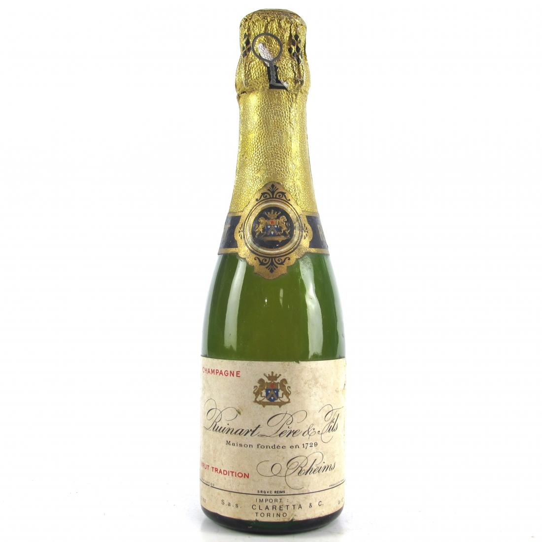Ruinart NV Champagne 19.2cl