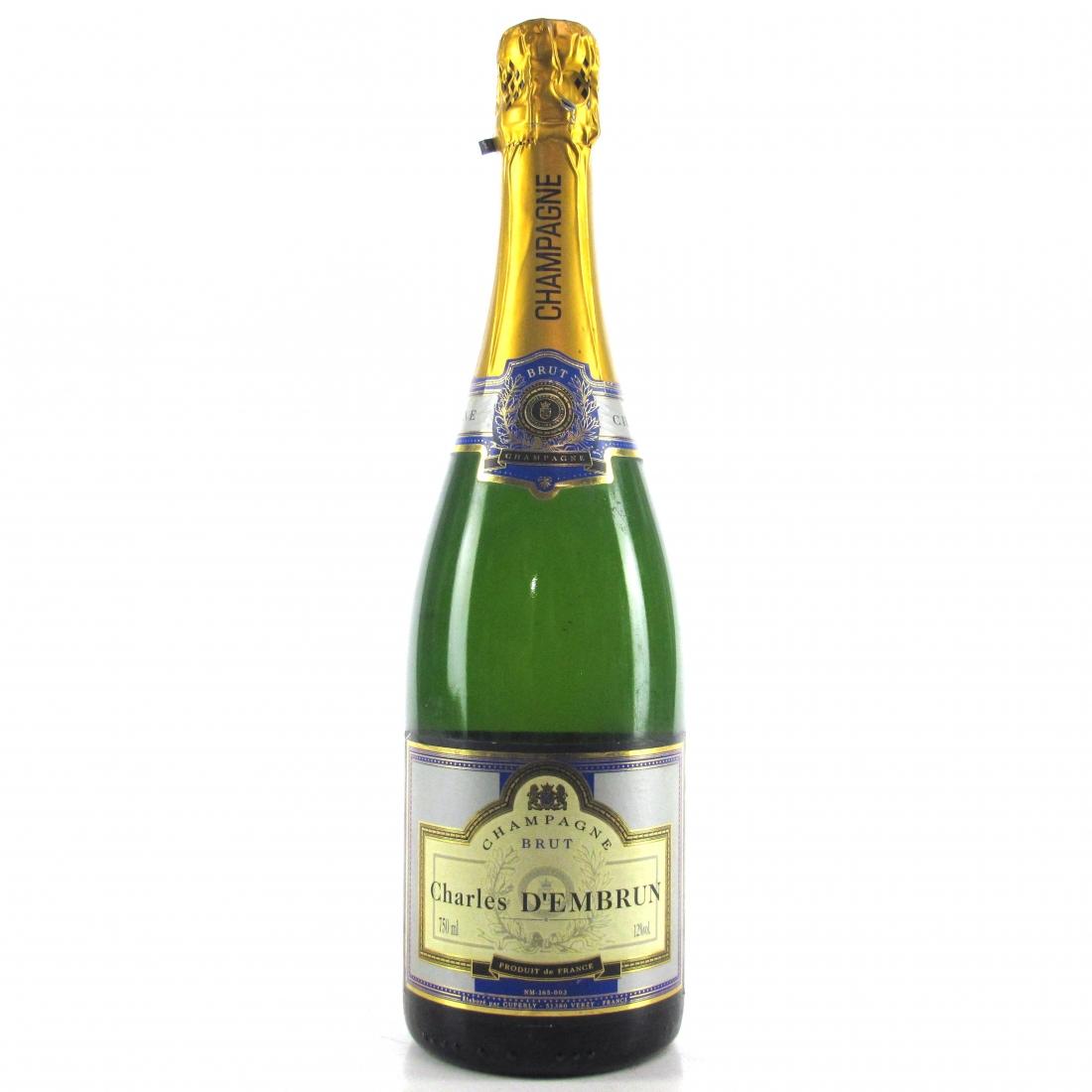 Charles D'Embrun Brut NV Champagne