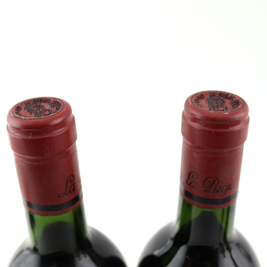 "La Rioja Alta ""Viña Arana"" 1987 Rioja Reserva 4x75cl"