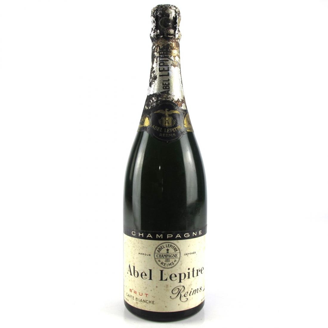 """Abel Lepitre """"Carte Blanche"""" Brut NV Champagne"""