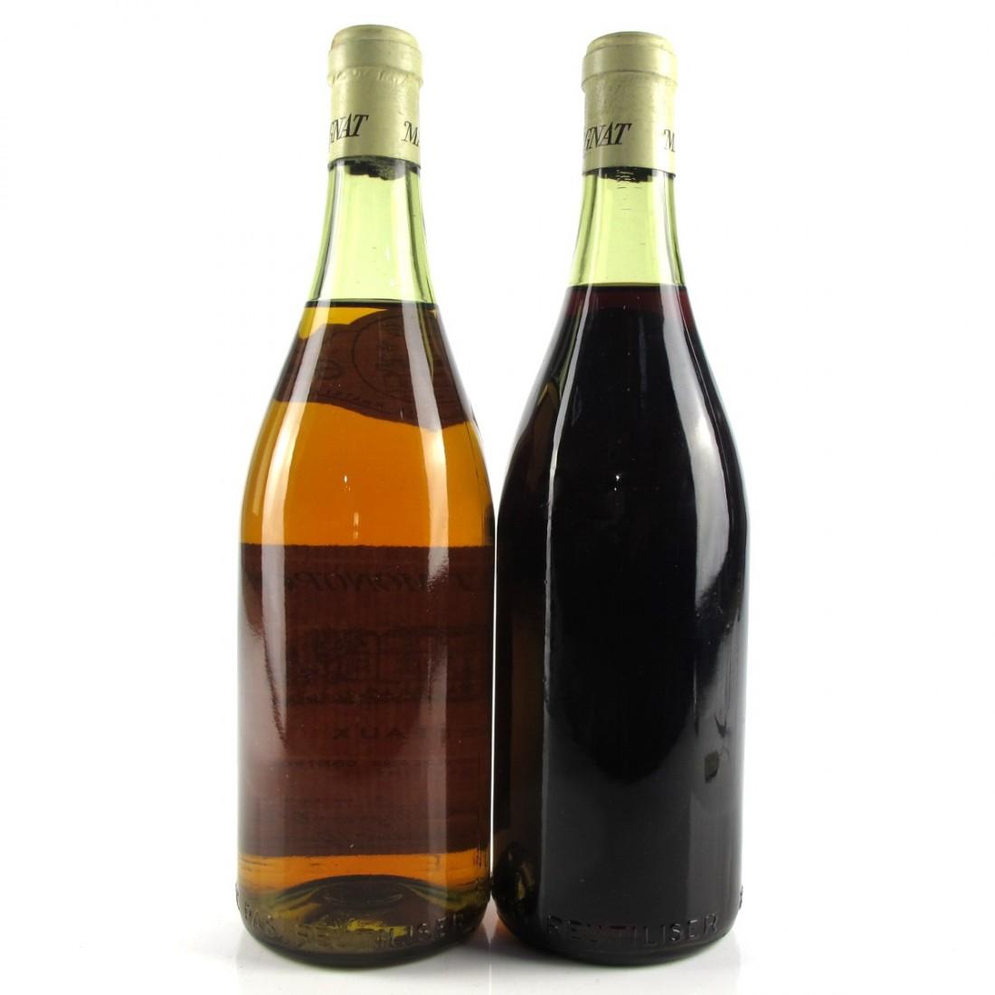 Margnat Monopole 1968 Bordeaux 2x75cl