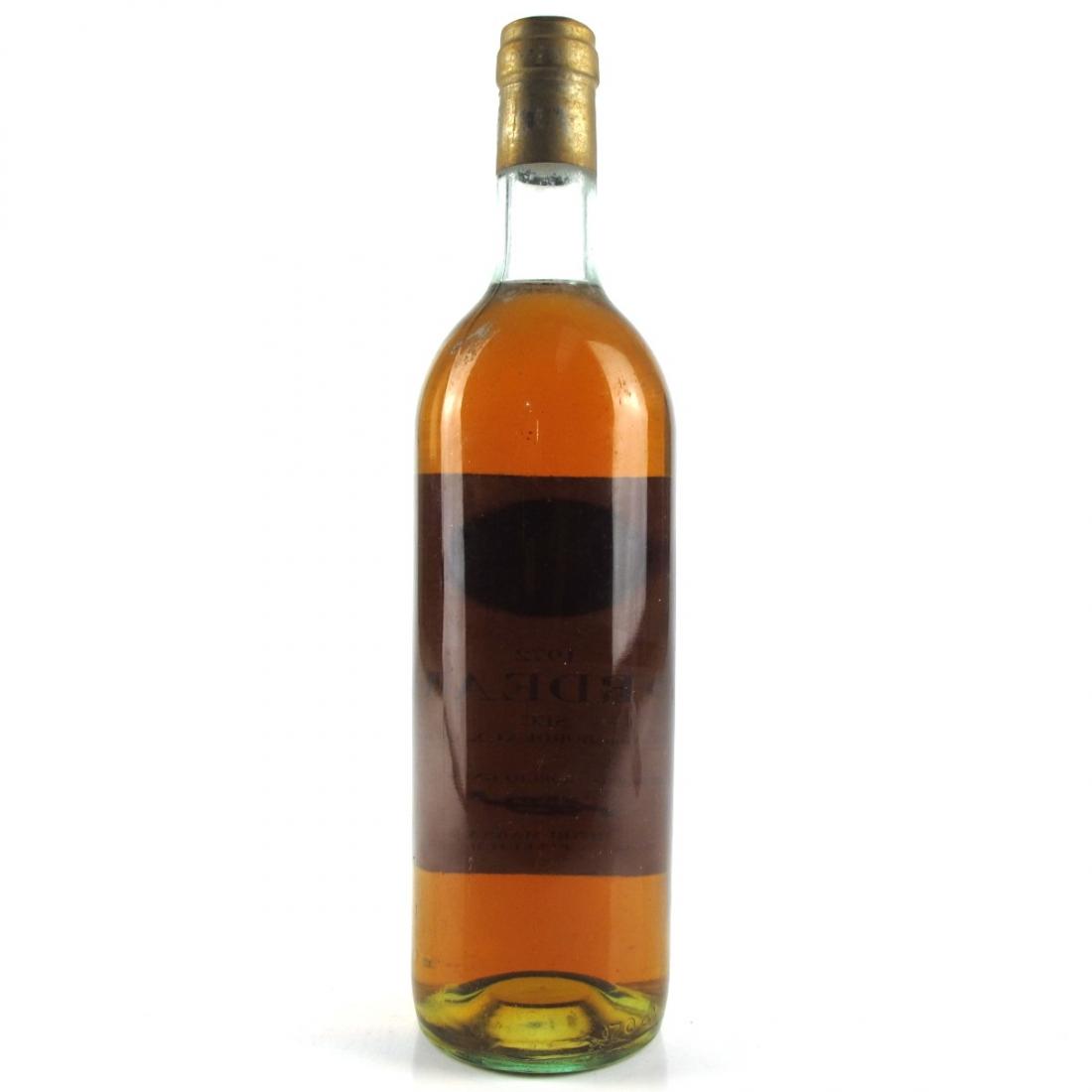 H.Marsal 1972 Bordeaux Blanc