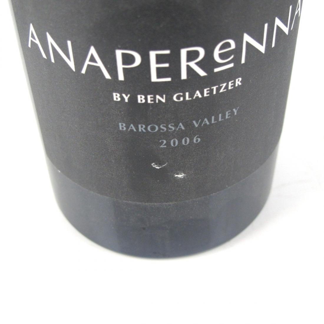 """Ben Glaetzer """"Anaperenna"""" 2006 Barossa"""
