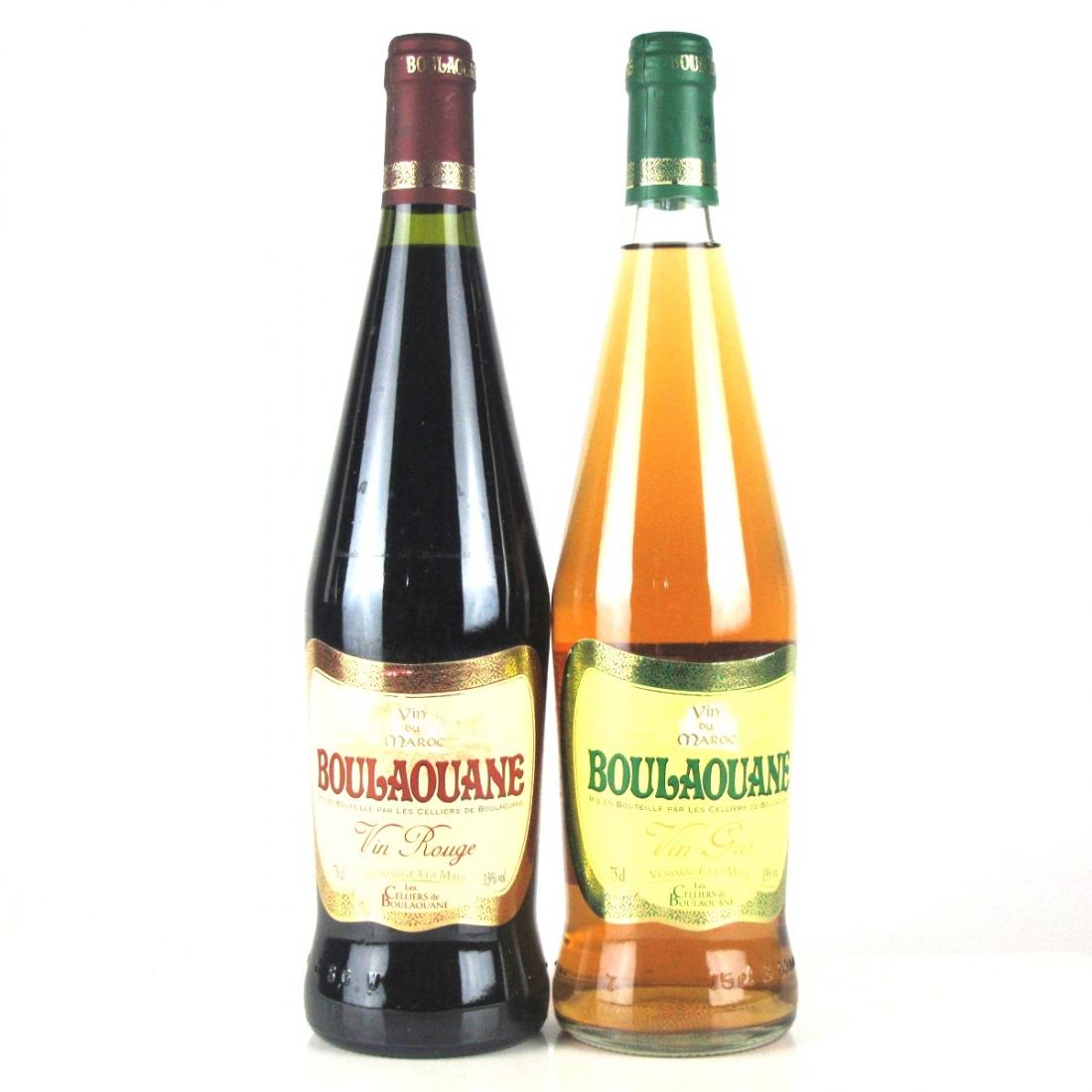 Boulaouane Vin Gris & Vin Rouge NV Morocco 2x75cl