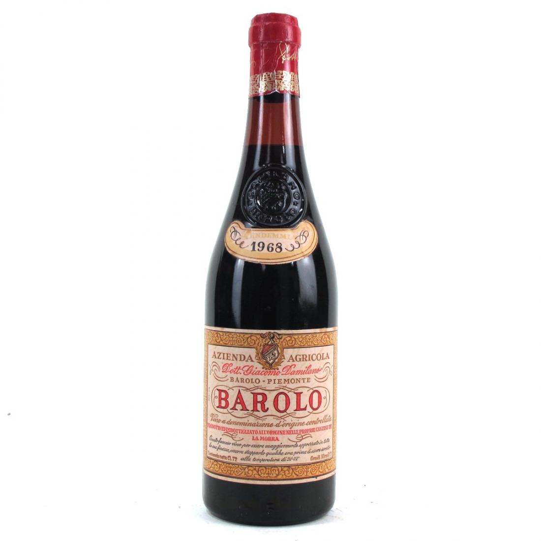 L.G. Damilano 1968 Barolo