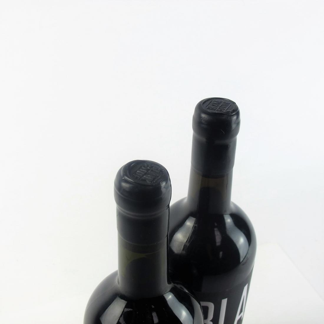 "Blank Bottle ""The Bomb"" 2010 Stellenbosch 2x75cl"