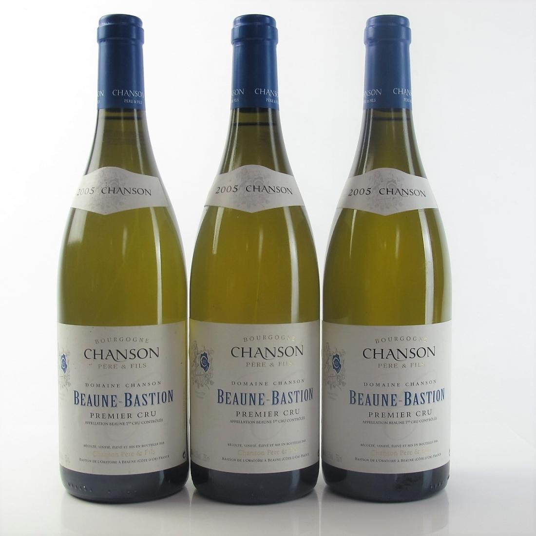 Dom. Chanson 2005 Beaune 1er-Cru