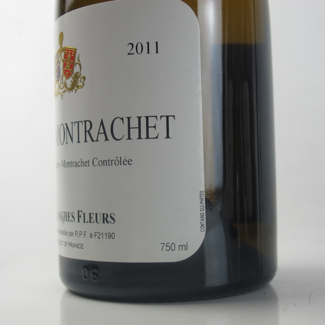 Les Blanches Fleurs 2011 Puligny-Montrachet 3x75cl