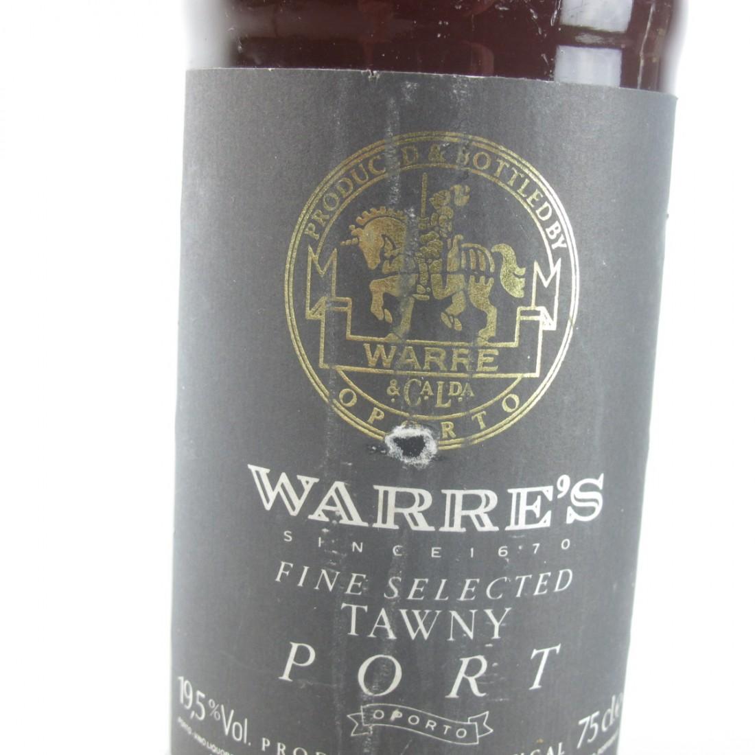 Warre's & Fonseca Tawny Port 2x75cl