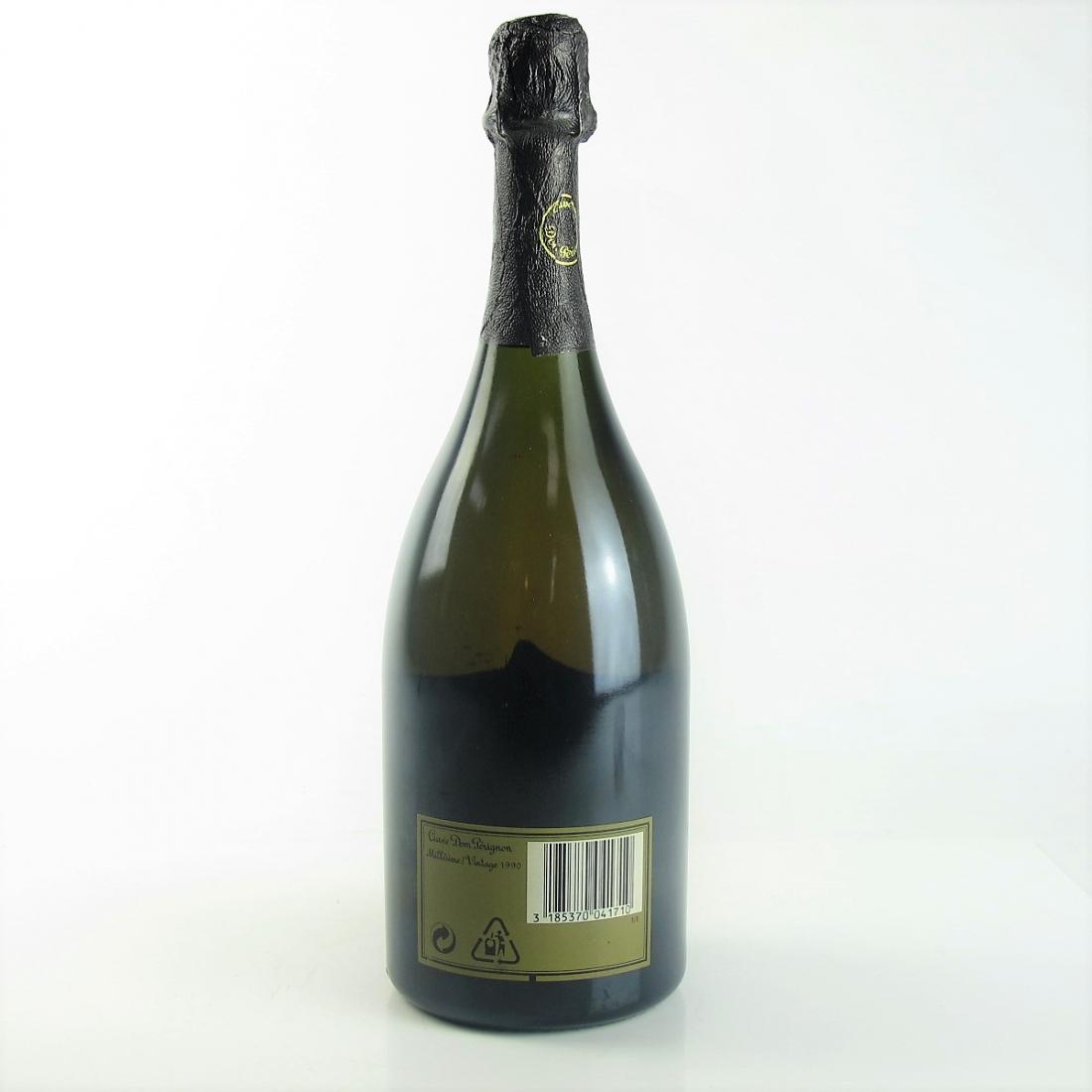 Dom Perignon Brut Vintage 1990 Champagne
