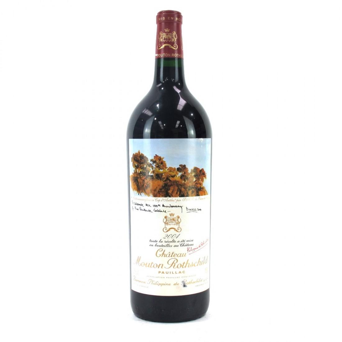Ch. Mouton-Rothschild 2004 Pauillac 1er-Cru 150cl