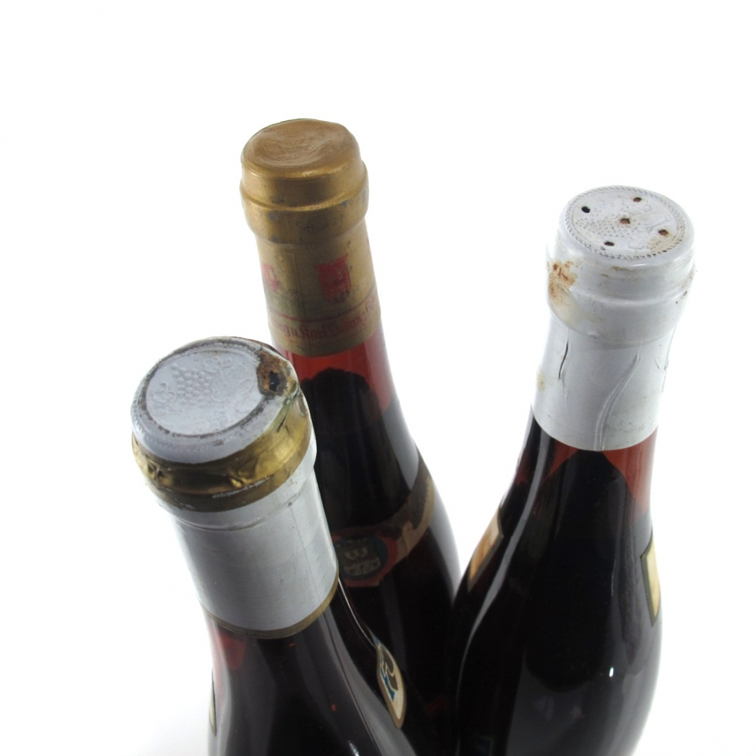Assorted Spatlese Wines 1961 & 1962 Rheinhessen 3xBottles