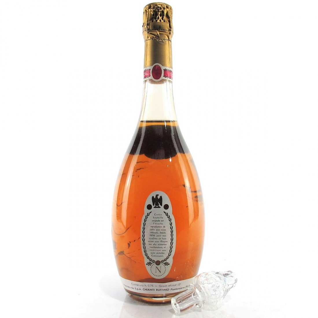 """Reserve De L'Empereur """"Blanc De Blancs"""" 1962 Vintage Champagne"""